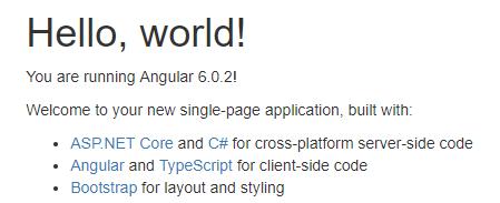 Using Angular 6 with Visual Studio 2017 – try-catch-FAIL
